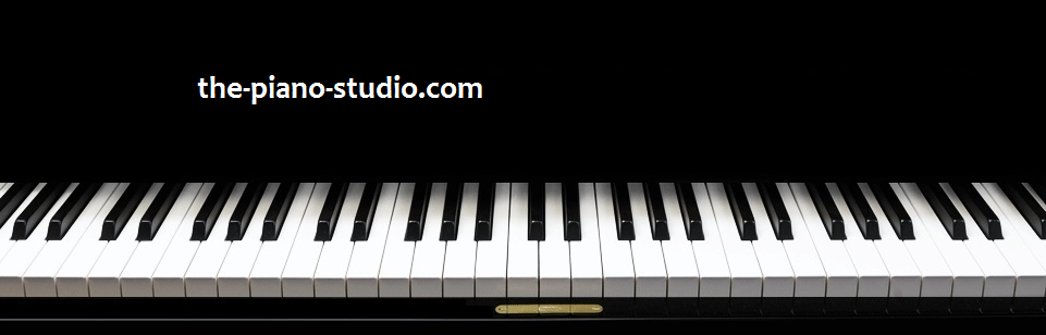 the-piano-studio.com home page graphic