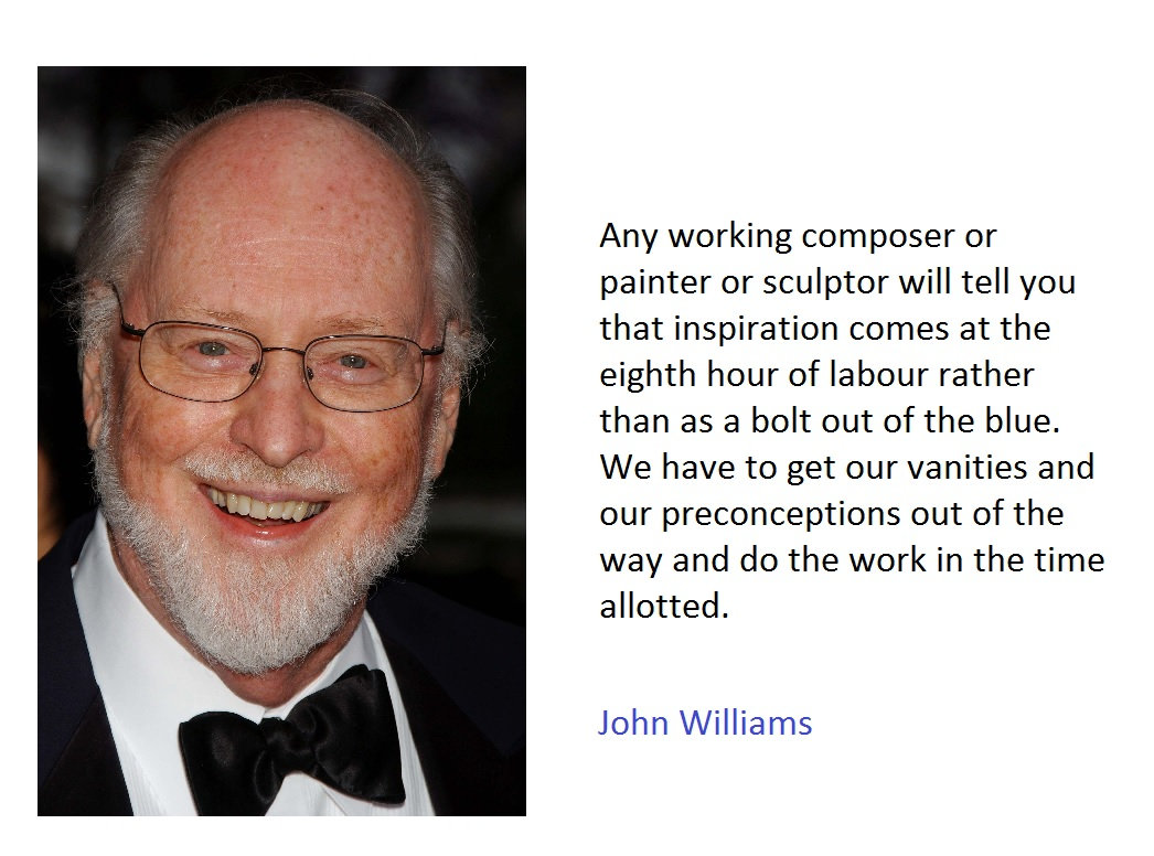 john williams an inspiration essay John ashbery, george plimpton, john barth, saul bellow, john berryman, guillermo cabrera infante, erskine caldwell, truman capote, joyce cary, john cheever, james dickey, joan didion, e l doctorow, j p donleavy, lawrence durrell, leon edel, william faulkner, william gaddis, gabriel garcia marquez, william.